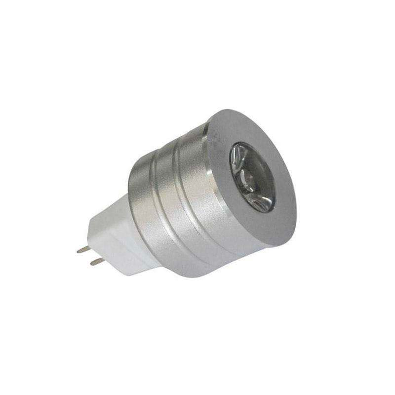 Downlight LED 1W, Blanc chaud